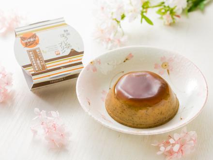 Roasted Tea Pudding